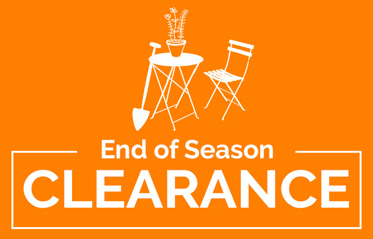 Treat yourself with our end of season deals