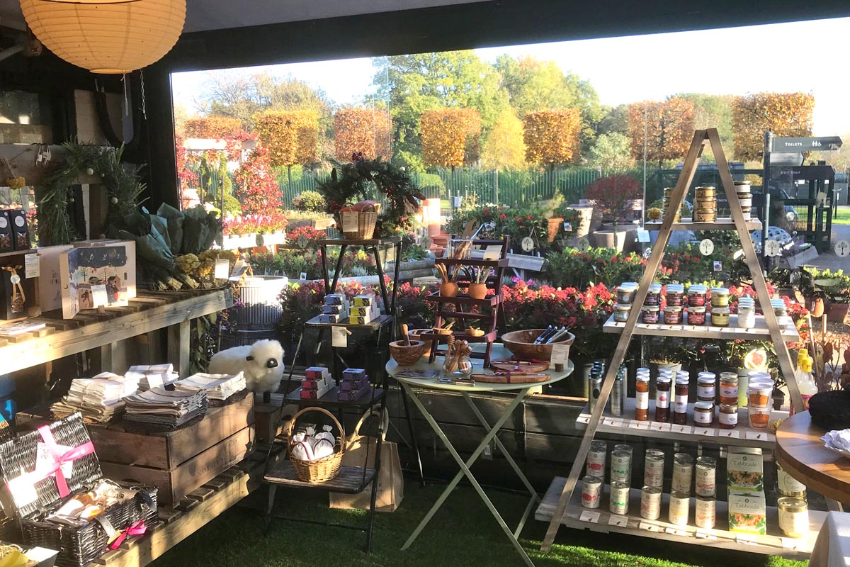 Visit Clifton Surrey for our Food and Artisan Collection