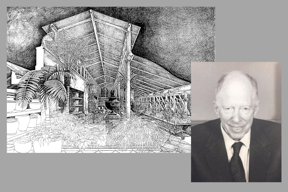 Exciting developments at Clifton Nurseries under Lord Rothschild's ownership
