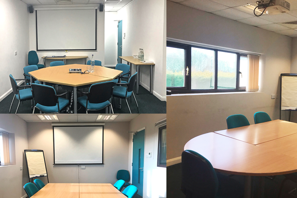 Conference, training and office spaces to let