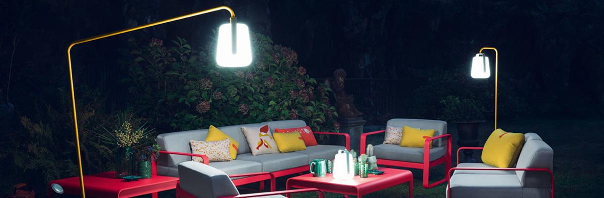 Clifton Nurseries Fermob Balad Lamp Upright Stand