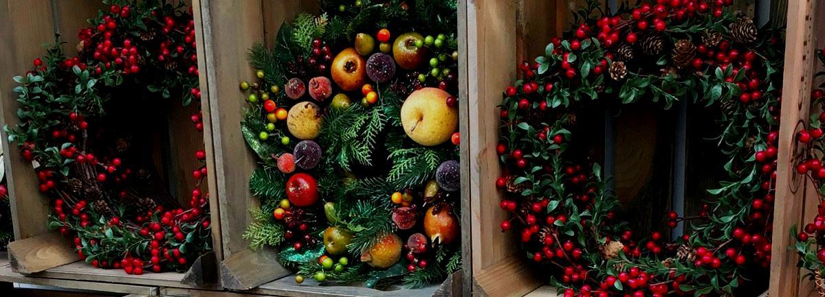 Clifton Nurseries 5 Steps to Christmas