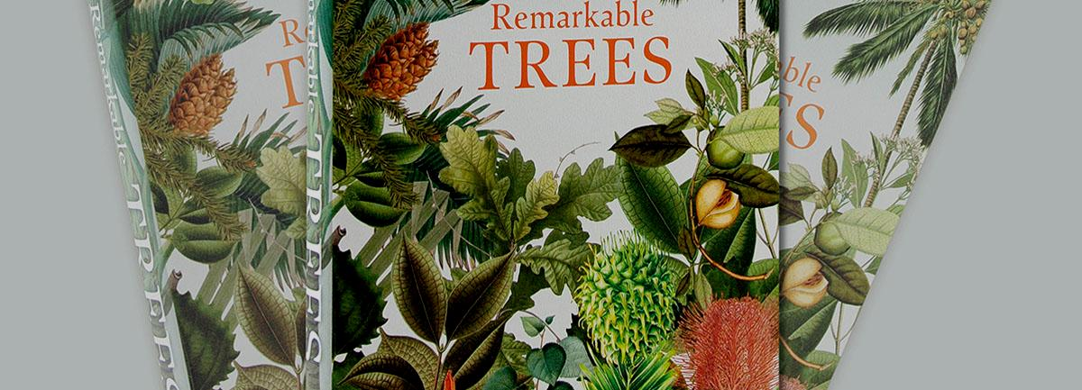 Clifton Nurseries Instagram Giveaway - Remarkable Trees Book