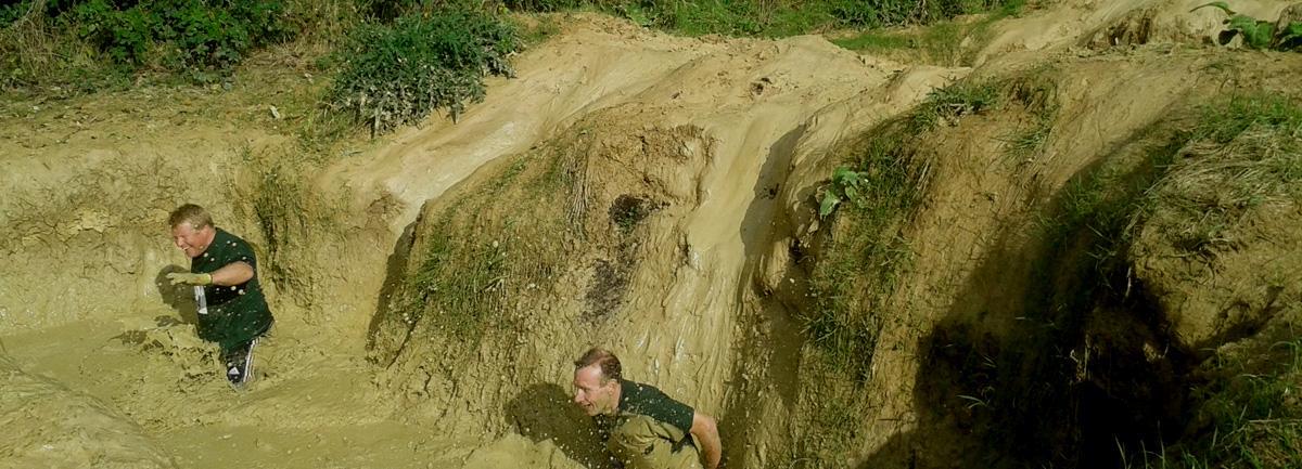 Clifton Nurseries Perennial Mud Challenge