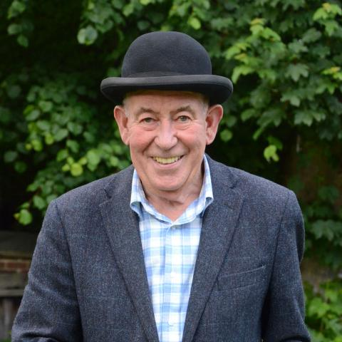 Jim Buttress Supper Club at Clifton Nurseries London
