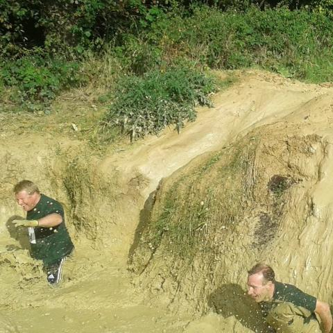 Clifton Nurseries Mud Challenge for Perennial