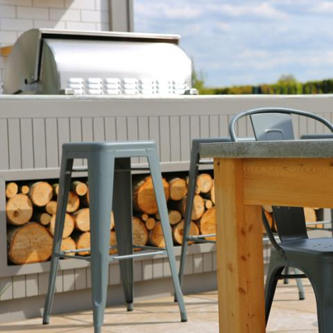 Clifton Surrey - Outdoor Kitchen