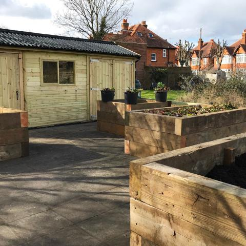 Working alongside The Clubhouse Project