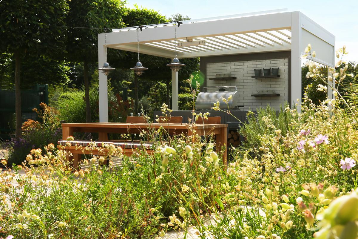 Broadview Pergola At Clifton Surrey