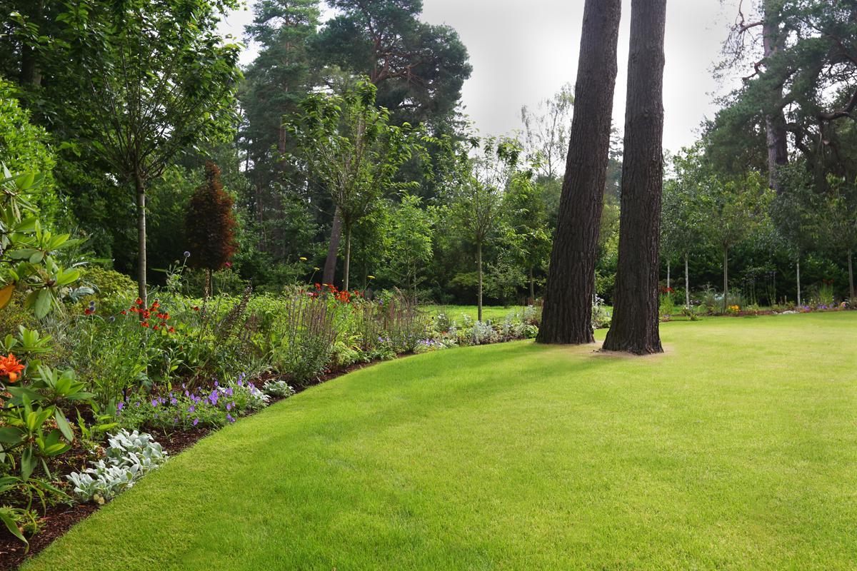 Exquisite planting schemes