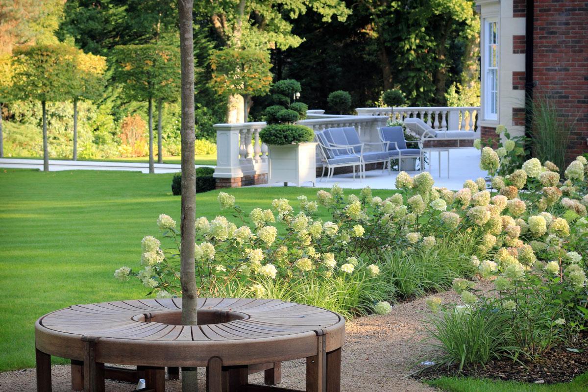 Clifton Nurseries Country Garden - Summer