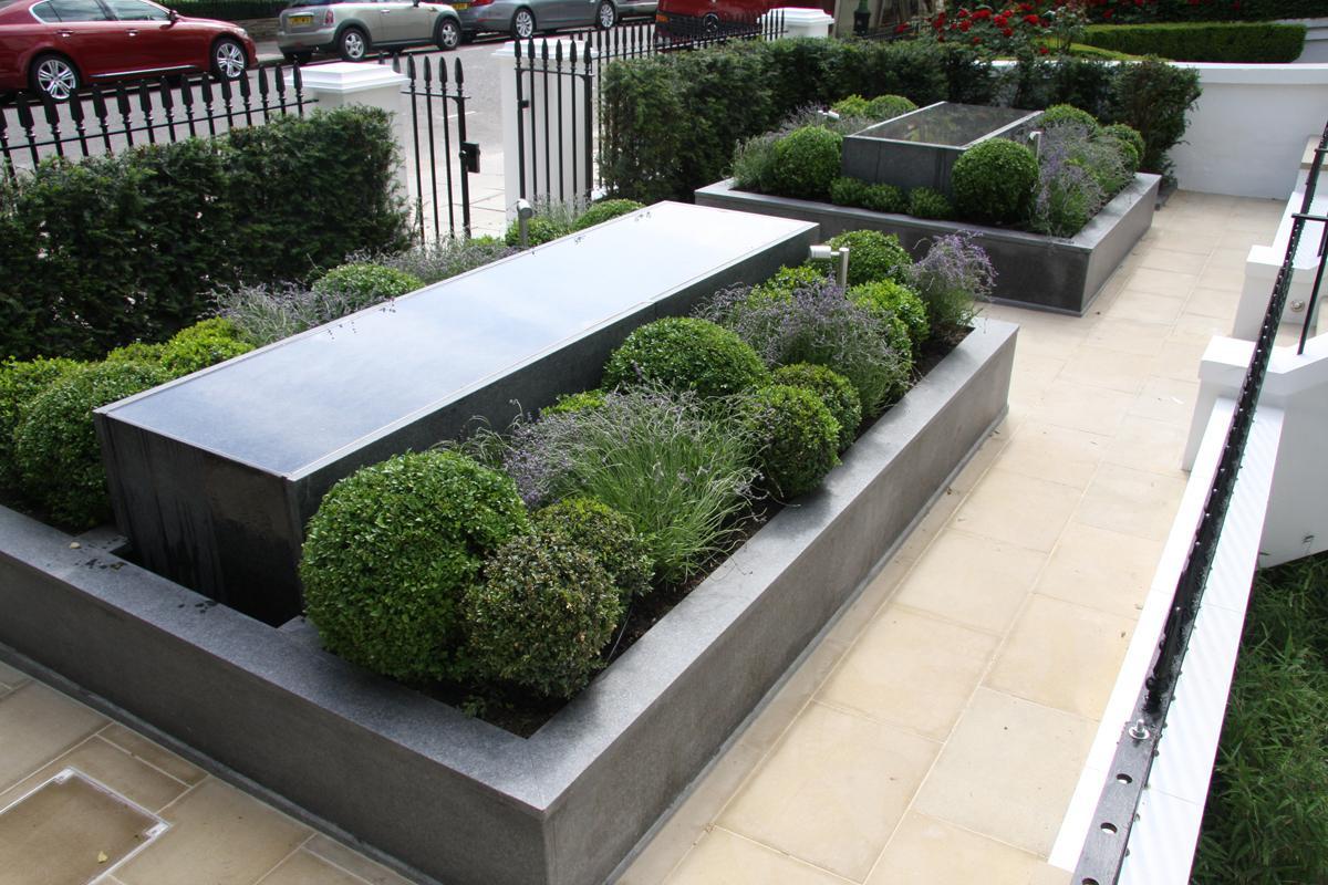 Clifton Nurseries Relaxing City Garden Water Feature