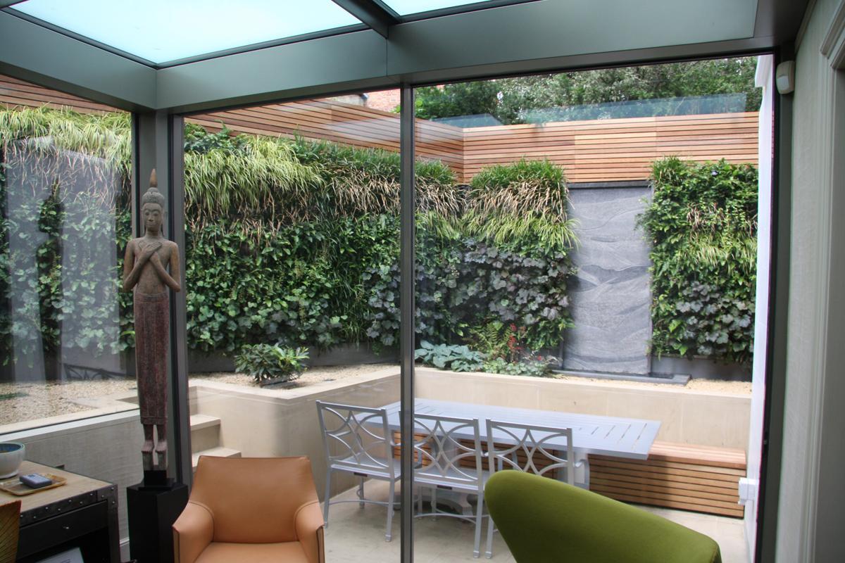 Clifton Nurseries Relaxing City Garden