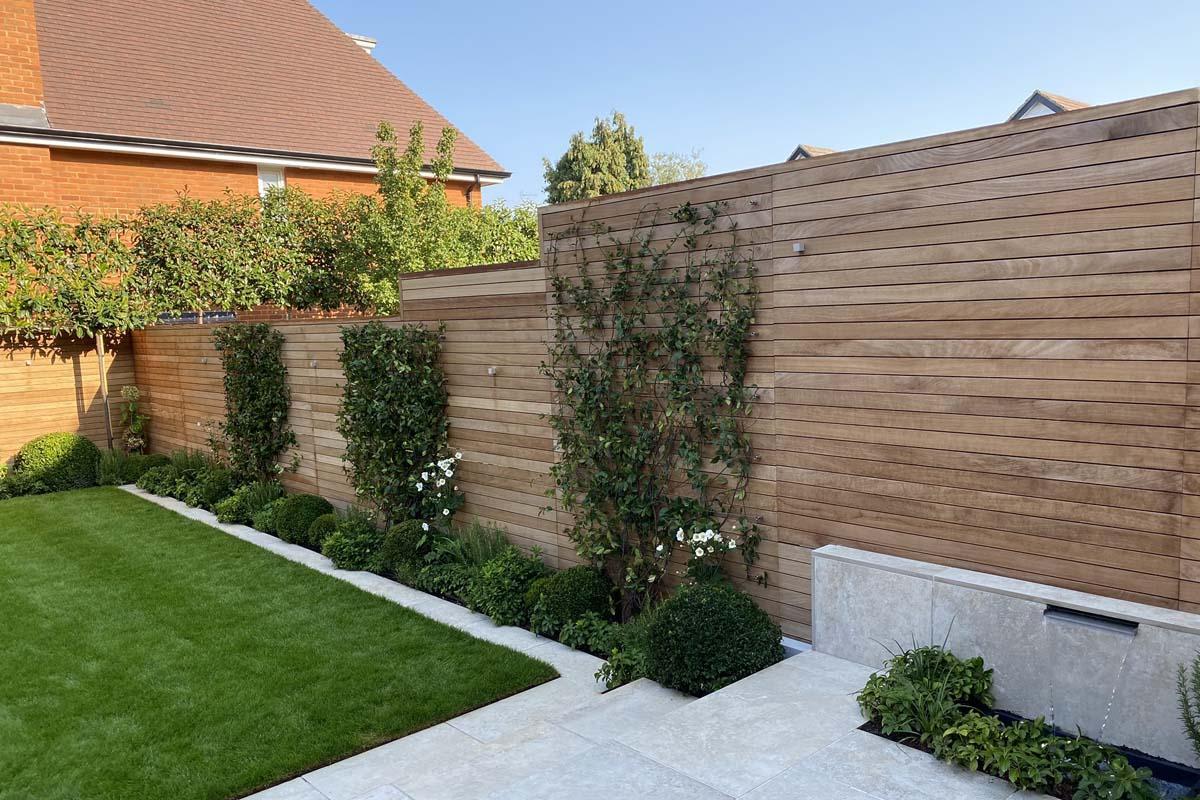 Clifton Nurseries - Smart Townhouse Garden