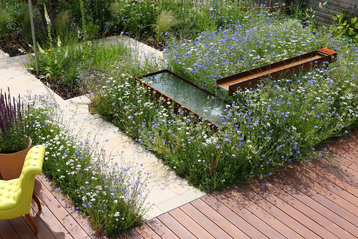 Clifton Nurseries - The Show Garden 3