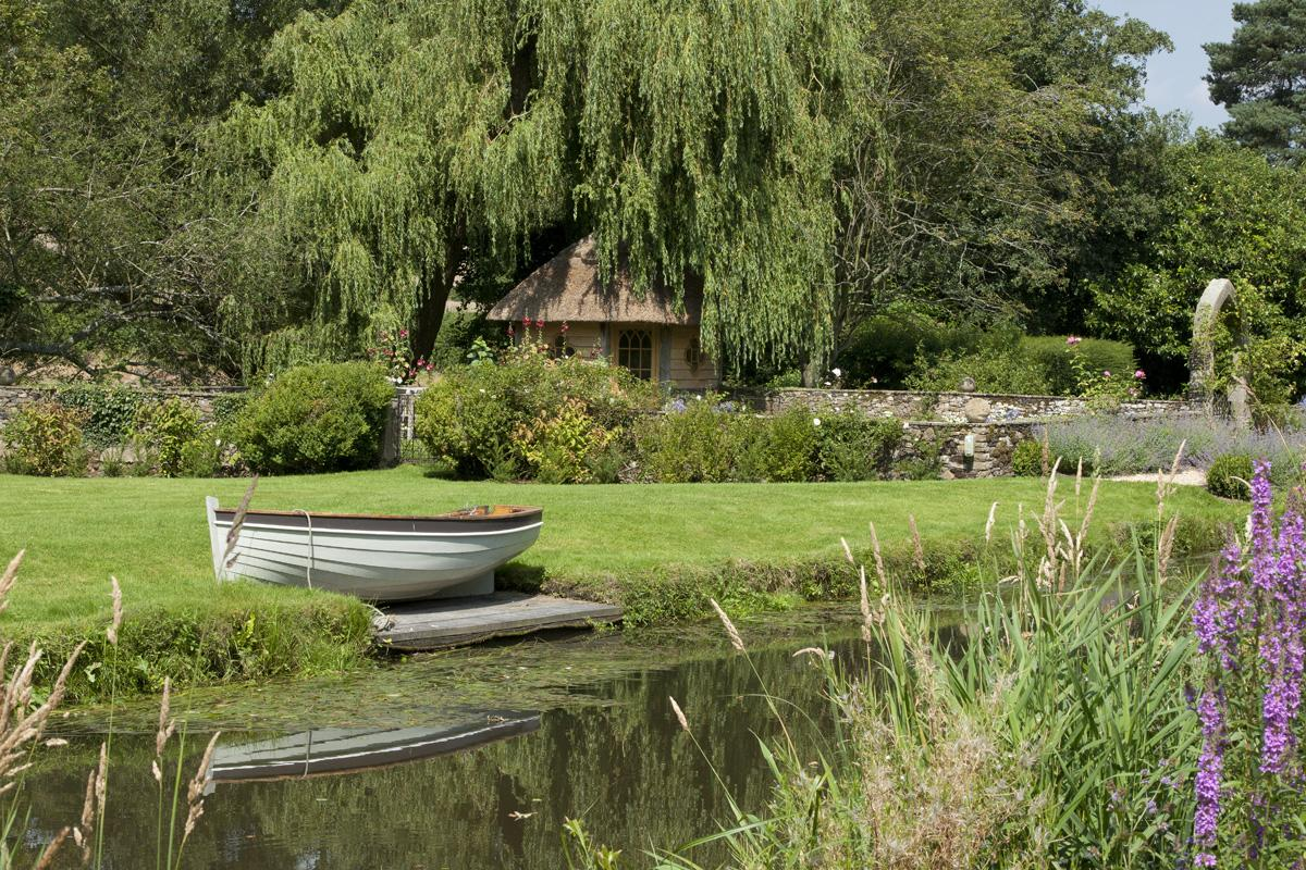 Clifton Nurseries Riverside Garden