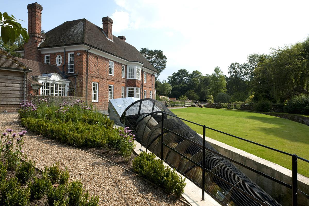 Clifton Nurseries Riverside Garden - Front