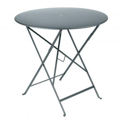 Clifton Nurseries Fermob Bistro Table D77 - Storm Grey