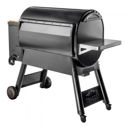Clifton Nurseries Traeger Timberline 1300 Grill - Back