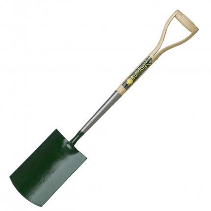 bulldog tools spade 19cm