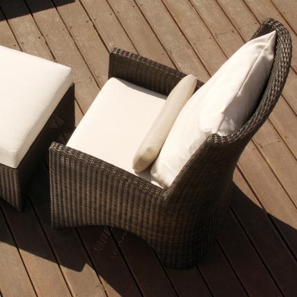 Clifton Nurseries - Barlow Tyrie Savannah Deep-Seat Armchair