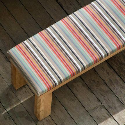 Clifton Nurseries barlow tyrie titan teak outdoor bench cushion