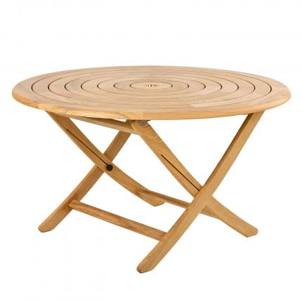 Clifton Nurseries - Alexander Rose Roble Bengal Round Folding Table