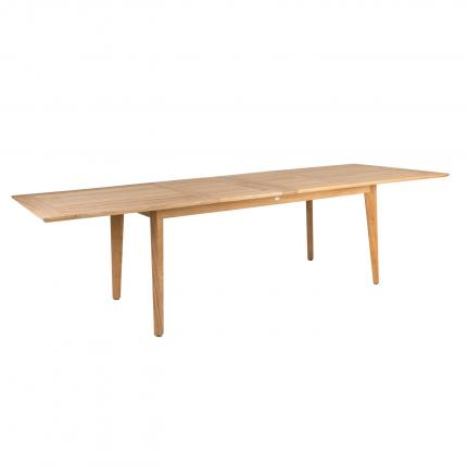 Clifton Nurseries Alexander Rose Roble Extending Table - Extended