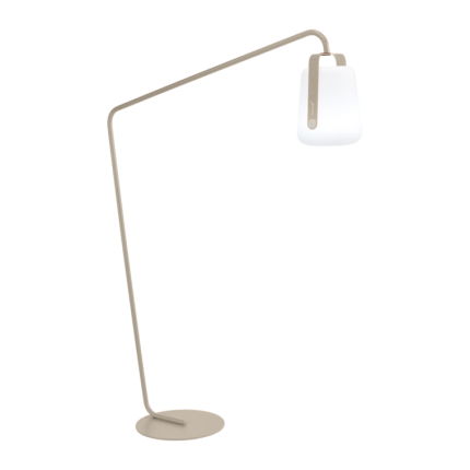 Clifton Nurseries Balad Lamp Offset Stand - Nutmeg