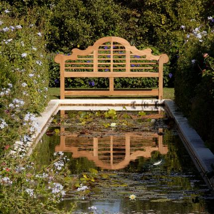 clifton nurseries barlow tyrie sissinghurst seat for garden