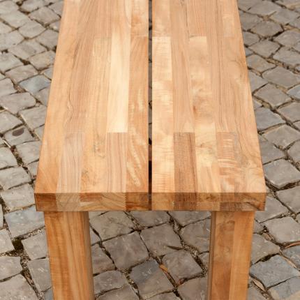 Clifton Nurseries barlow tyrie titan outdoor dining set backless teak bench