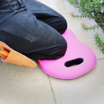 Clifton Nurseries Bosmere BosNeeleze Luxury Kneeler - Pink