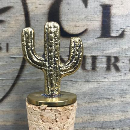 Clifton Nurseries Cactus Bottle Stopper