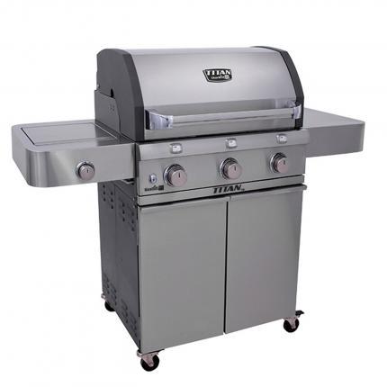 Clifton Nurseries Char-Broil T5000 Titan BBQ