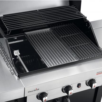 Clifton Nurseries Charbroil Professional 3400B BBQ
