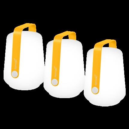Clifton Nurseries Fermob Balad Lamp Set of 3 - H12 Honey