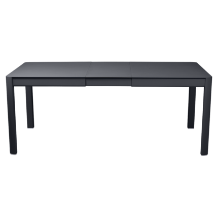 Clifton Nurseries Fermob Ribambelle Table with 1 Extension - Anthracite