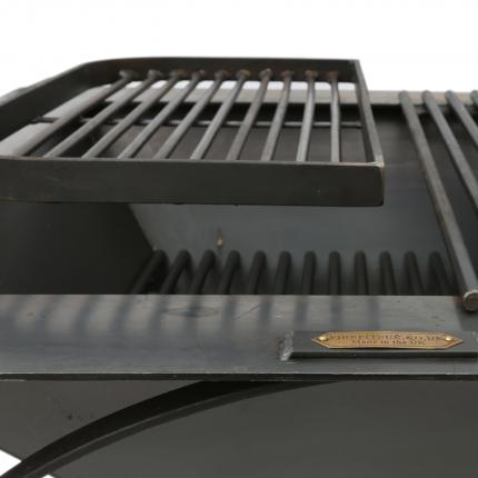 Clifton Nurseries New Box D Firepit - Grill