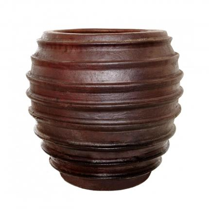 Clifton Nurseries irun ironstone pot planter