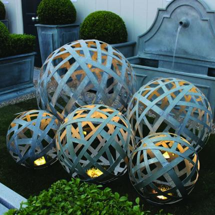 Lattice Balls from Clifton Nurseries