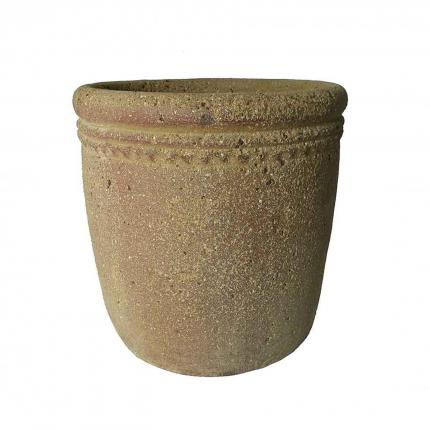 Clifton Nurseries pot old ironstone cylinder planter