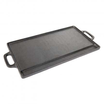 clifton nurseries traeger cast iron griddle for your BBQ