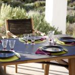 Clifton Nurseries barlow tyrie monterey dining set ceramic dining table