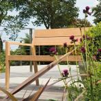Clifton Nurseries Alexander rose roble bench 2 seater