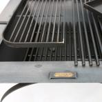 Clifton Nurseries New Box D Firepit - Grills