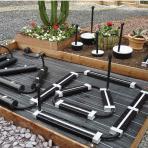 Clifton Nurseries Livingreen irrigation