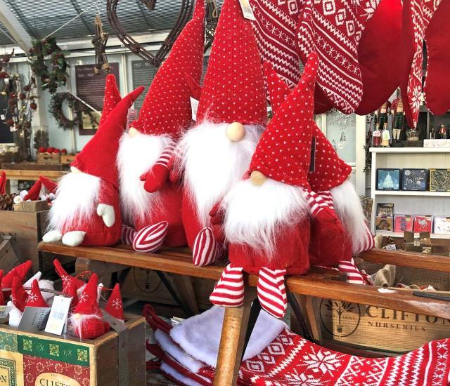 Clifton Nurseries Christmas Cheer