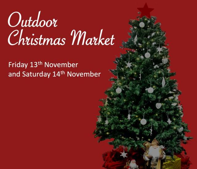 Clifton Nurseries Outdoor Christmas Market