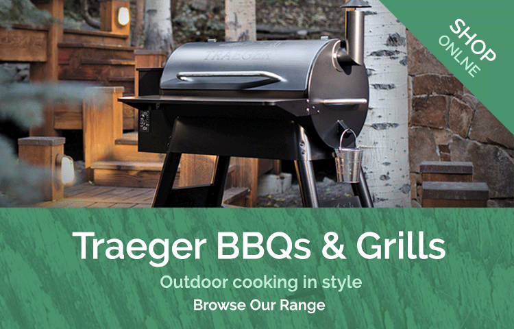 Clifton Nurseries - shop online for Traeger BBQs and Grills