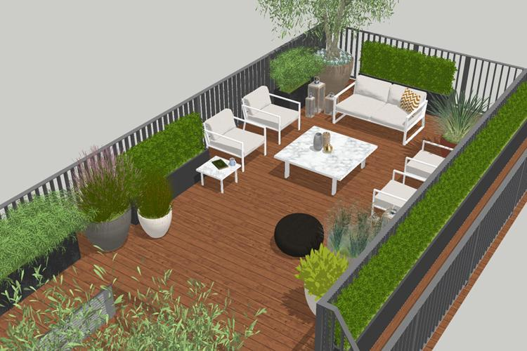 Clifton Nurseries - Garden Design Services